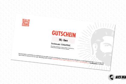 50€ Geschenkgutschein