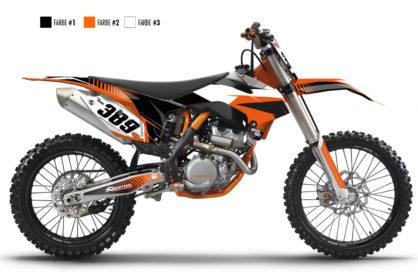 KTM Aruba Dekor Hauptansicht