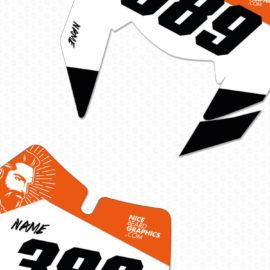 KTM NBG Aruba Lampenmaske Detailansicht