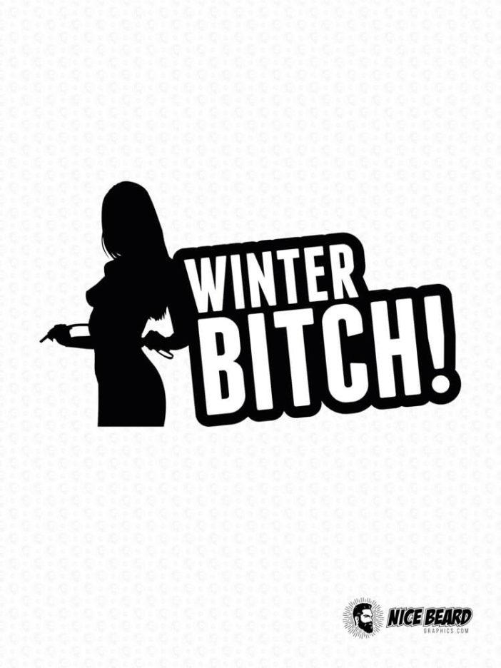 Winter Bitch Hauptansicht