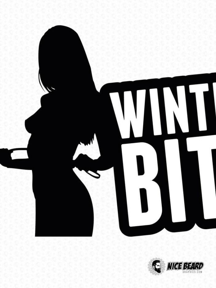 Winter Bitch Detailansicht