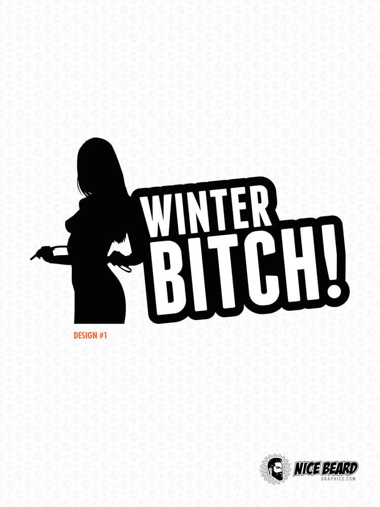 Winter Bitch Design1