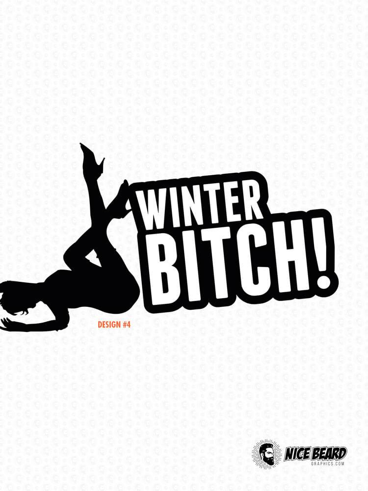 Winter Bitch Design4