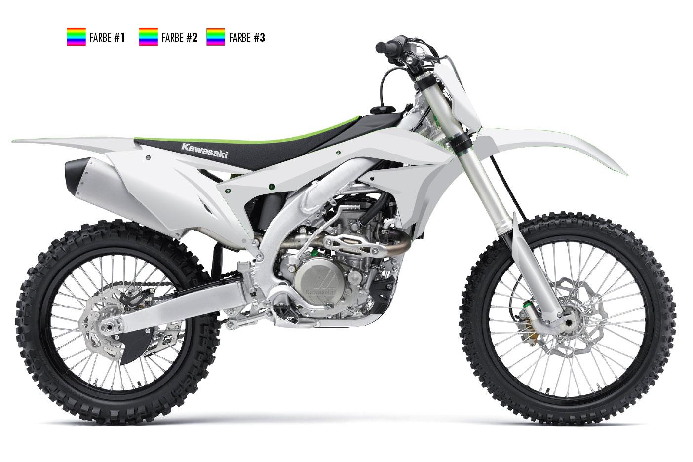 Kawasaki Mein Dekor Hauptansicht