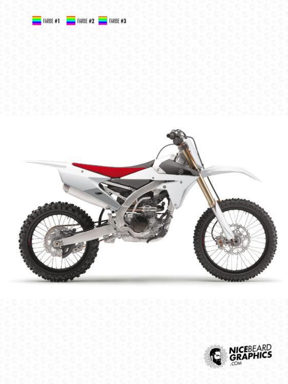 Yamaha Mein Dekor Hauptansicht