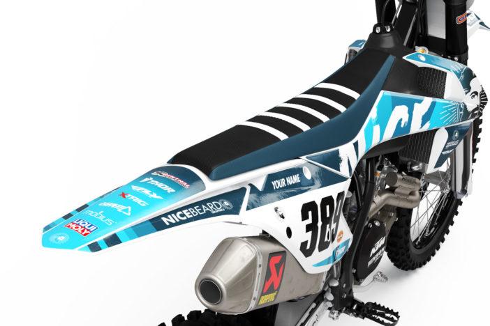 NBG Team Dekor 2018 hinten Detailansicht