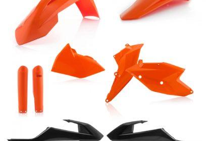Acerbis Plastik-Kit Komplett / OEM17 KTM