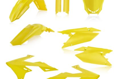 Acerbis Plastik-Kit Komplett / gelb Suzuki
