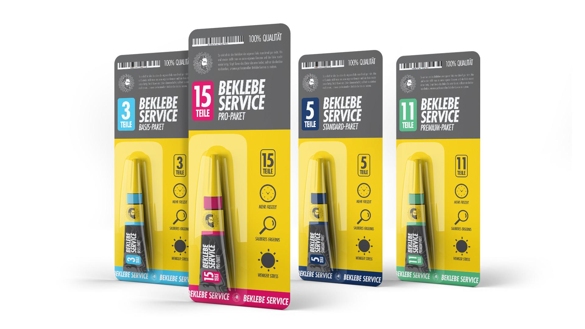 Beklebe-Service Slider