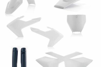 Acerbis Plastik-Kit Komplett / OEM17 Husqvarna FC/TC