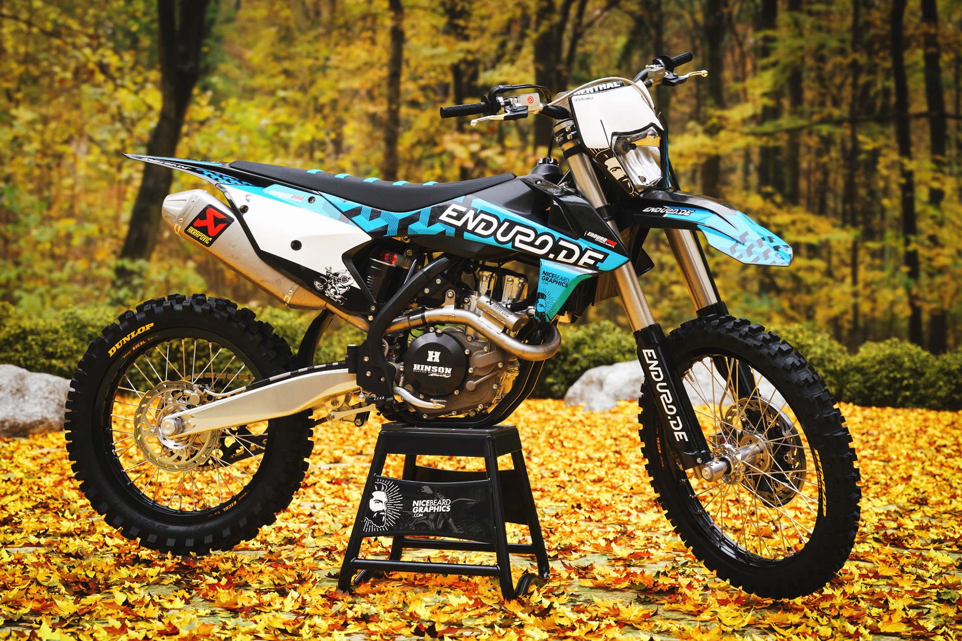 Enduro.de Limited Edition Dekor Slider