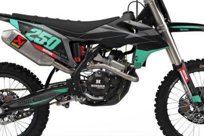 KTM Shift Dekor Detailansicht