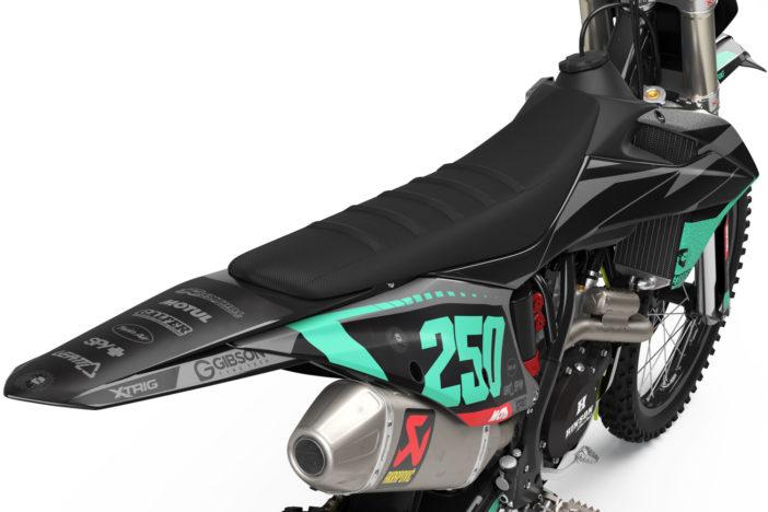 KTM Shift Dekor hinten