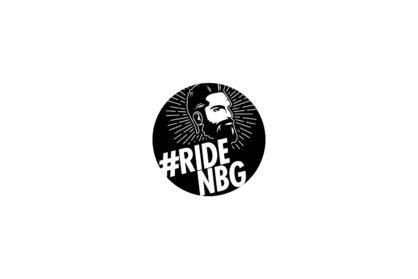 rideNBG Sticker/Aufkleber Hauptansicht