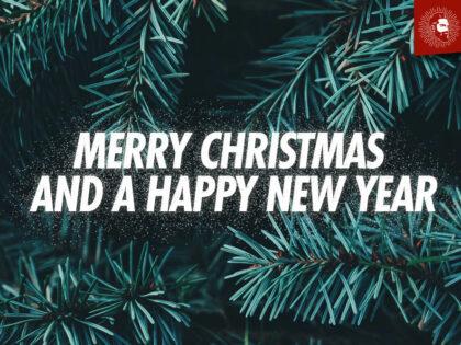 Fröhliche Weihnachten – Infos zu unseren Öffnungszeiten