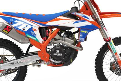KTM Leader Dekor Detailansicht