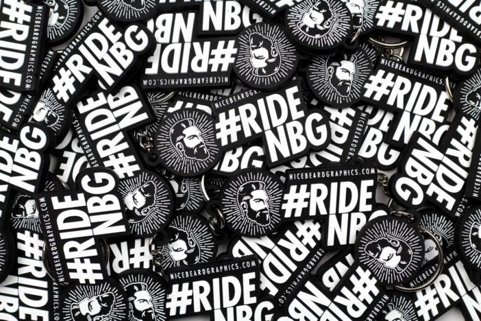 #RideNBG Schlüsselanhänger Promo Bomb