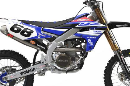Yamaha Racing Detailansicht