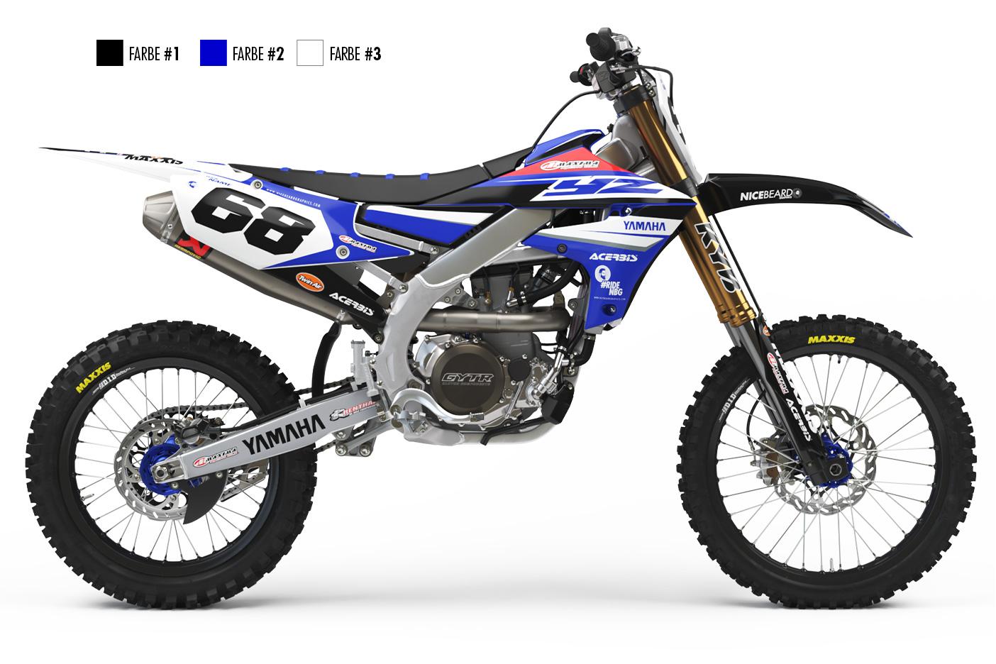 Yamaha Racing Hauptansicht