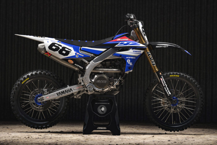 Yamaha Racing Promo