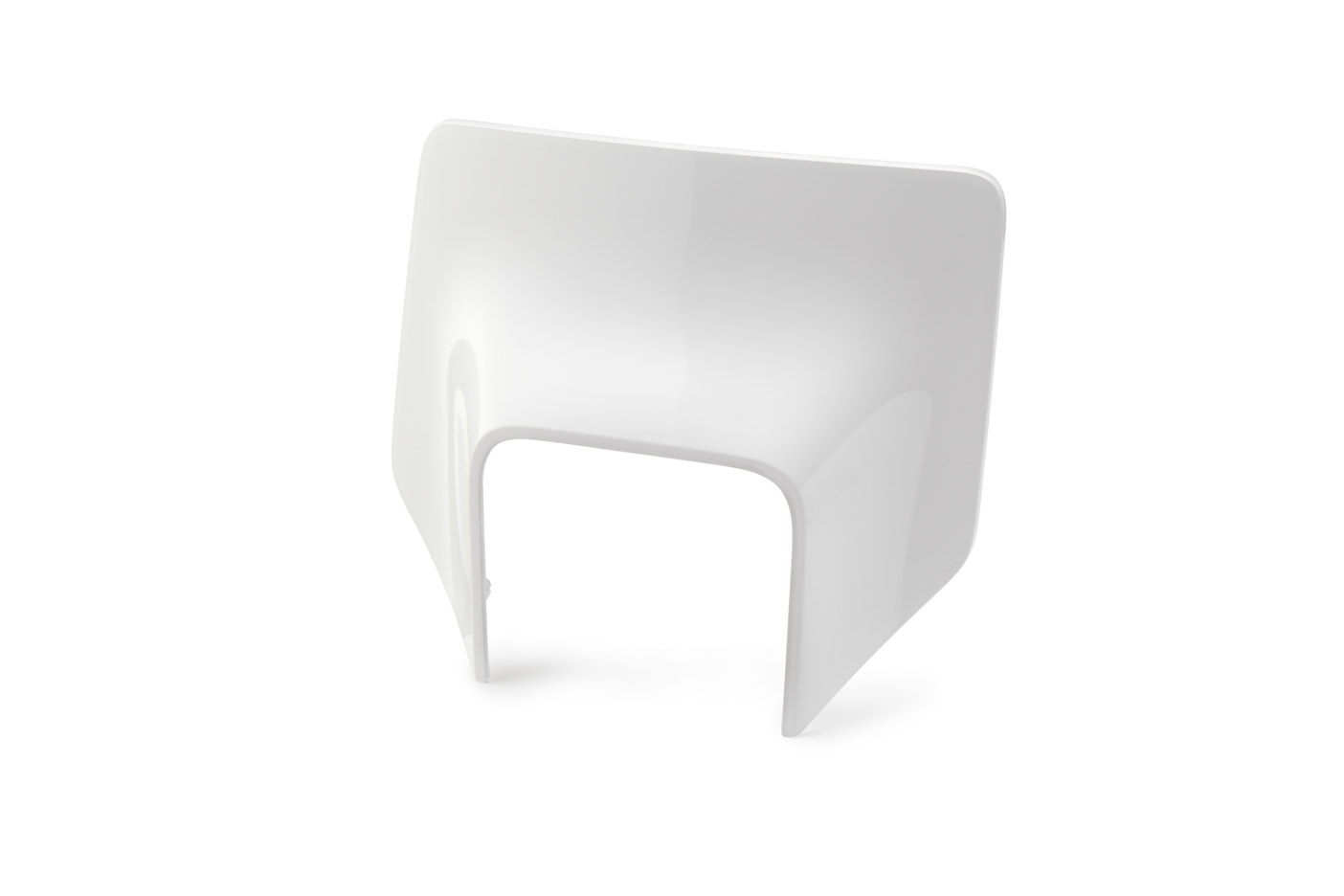 Lampenmaske für deine Husqvarna FE / TE in weiß