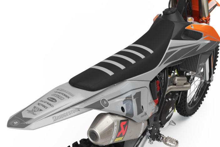 KTM Venus Detailansicht Heck