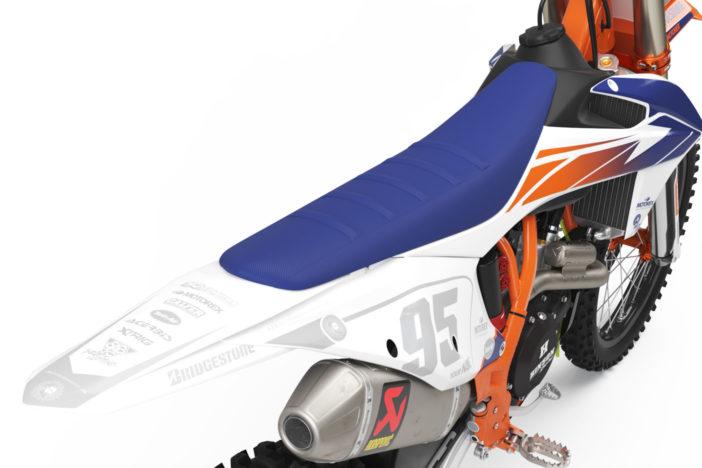 KTM Venus White Detailansicht Heck