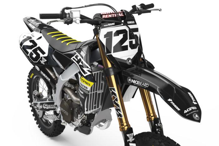 Yamaha Gear Detailansicht Front