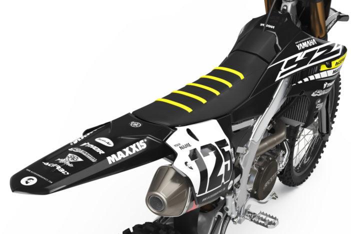 Yamaha Gear Detailansicht Heck