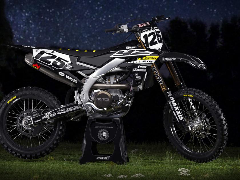 """Yamaha """"Gear"""" Dekor – Neu im Shop!"""