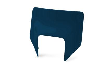 Lampenmaske für deine Husqvarna FE / TE in blau