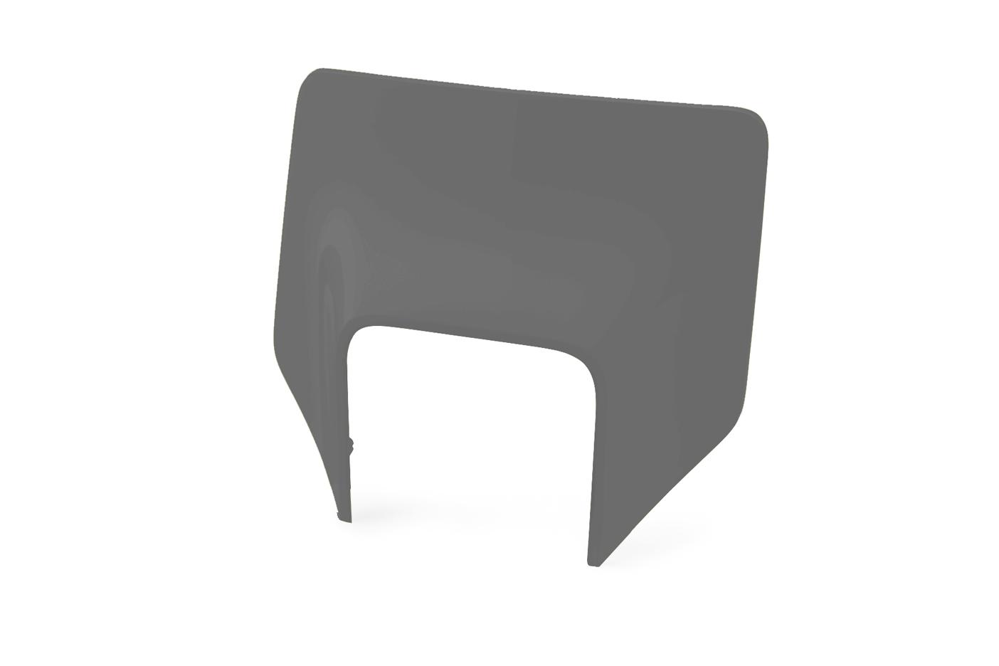 Lampenmaske für deine Husqvarna FE / TE in grau