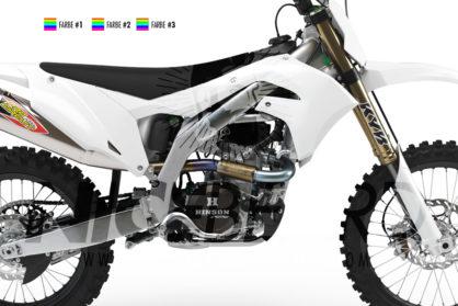 Kawasaki Mein Dekor Detailansicht