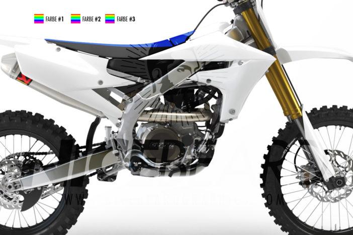 Yamaha Mein Dekor Detailansicht
